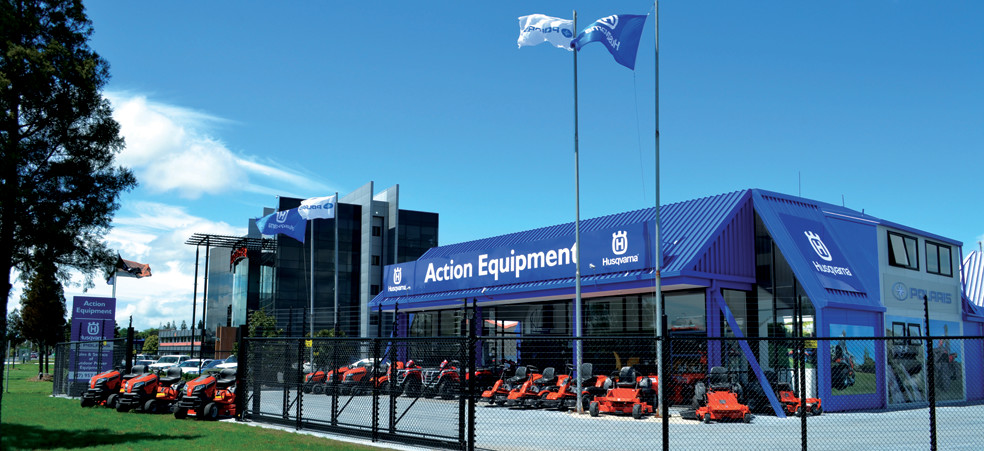 Action Equipment -  Hamilton Store Front