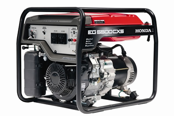 Hamilton Honda Service >> Honda EG5500CX Framed Generator at Action Equipment | Tauranga, Hamilton, Katikati, Te Puke