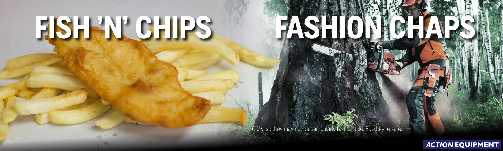 Fashion Chaps