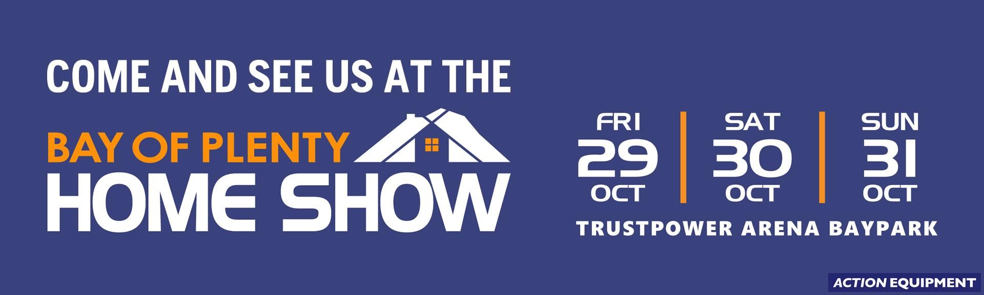 Bay of Plenty Home Show - October 2021