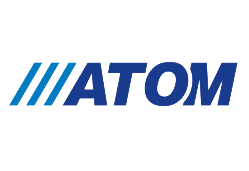 Action Equipment -  Atom Brand Logo
