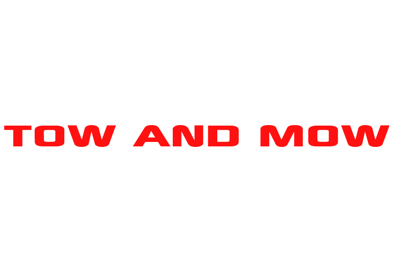 Action Equipment -  Tow and Mow Brand Logo